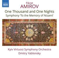 Amirov: One Thousand and One Nights