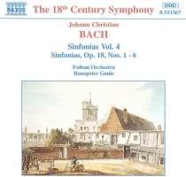 DITTERSDORF: Sinfonias 1 - 3