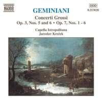 GEMINIANI: Concerti Grossi Vol. 2