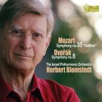 Mozart: Symphony No. 35 / Dvorak: Symphony No.8