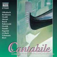 CANTABILE - Classical Favourites for Relaxing and Dreaming