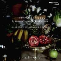 WYCOFANY  Vivaldi: Le Quattro Stagioni; Rebel: Les Éléments