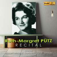 Ruth-Margret Pütz - Recital