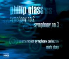 GLASS: Symphonies Nos. 2 and 3