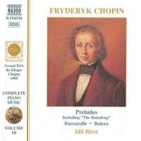 CHOPIN: Piano Music - Preludes