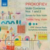 Prokofiev: Violin Concertos Nos. 1 and 2