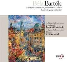 Bartok; Music For Strings Percussion & Celeste, Concerto