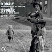 "Kodály: Duo for Violin and Violoncello / Dvořák: Piano Trio Op. 90 ""Dumky"""