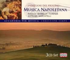 MUSICA NAPOLETANA – I Virtuosi del Violino