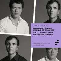 Brahms Vol. 7 -  Sonates pour violoncelle et piano