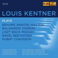 Louis Kentner plays