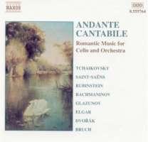 ANDANTE - Romantic Music for Cello and Orchestra