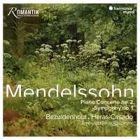 WYCOFANY   Mendelssohn: Piano Concerto no. 2 & Symphony no. 1
