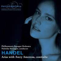 Handel Arias with Avery Amereau