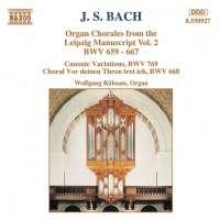 BACH: Organ Chorales vol. 2
