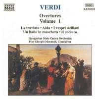 VERDI: Overtures vol. 1
