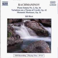 Rachmaninov: Piano sonata no 2