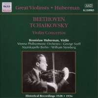 Beethoven/Tchaikovsky: Violin Concertos