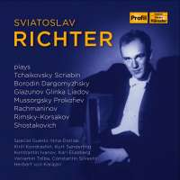 Sviatoslav Richter plays Russian composers