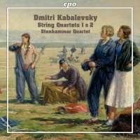 Kabalevsky: String Quartets Nos. 1 & 2