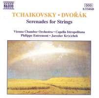 TCHAIKOVSKY / DVORAK: Serenades