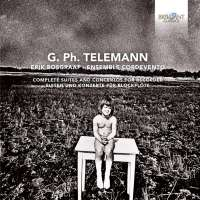 Telemann: Complete Suites and Concertos for Recorder