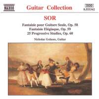 SOR: Guitar Music op. 58 - 60