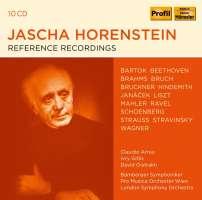 Jascha Horenstein - Reference Recordings