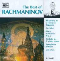 THE BEST OF RACHMANINOV