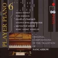 Nancarrow: Player Piano 6
