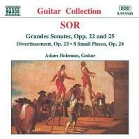 SOR: Guitar Music - Grandes Sonates