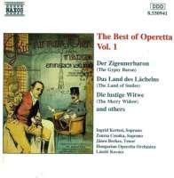 THE BEST OF OPERETTA vol.1