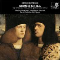 Buxtehude: Suonate a due op. 1