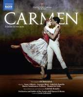 Carmen - A ballet in two acts