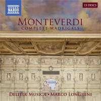 Monteverdi: Complete Madrigals