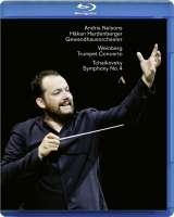 Weinberg: Trumpet Concerto; Tchaikovsky: Symphony No. 4