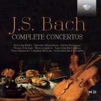 Bach: Complete Concertos