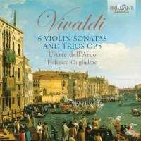 WYCOFANY   Vivaldi: 6 Violin Sonatas and Trios Op. 5