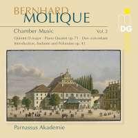 Molique: Chamber Music Vol. 2