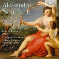 Scarlatti: Cantatas & Recorder Concertos