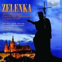 Zelenka: Missa Dei Patris; Psalms & Capriccios