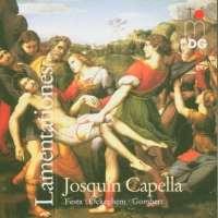 OCKEGHEM: Requiem / FESTA: Lamentationes