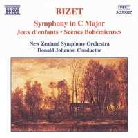 BIZET: Symphony in C Major; Jeux d'enfants
