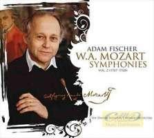 Mozart: Symphonies Vol. 2