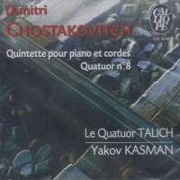 Shostakovich: Quintette pour piano