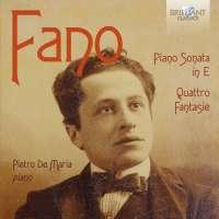Fano: Piano Sonata in E, Quattro Fantasie