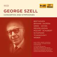 George Szell - Concertos & Symphonies