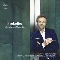 Prokofiev: Symphonies Nos. 1 & 5