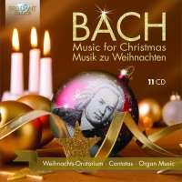 Bach for Christmas / Bach zu Weihnachten
