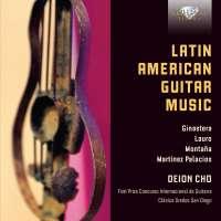 Latin American Guitar Music